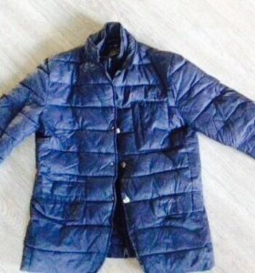 Пуховик пиджак