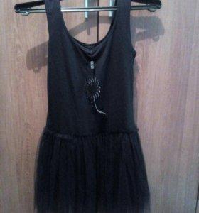 Туника. Платье
