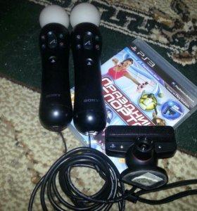 Playstation move с камерой