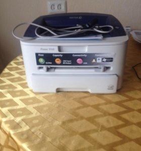 Принтер phaser 3140