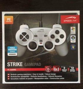 Геймпад SPEEDLINK Strike gamepad SL-6535-SSV-01