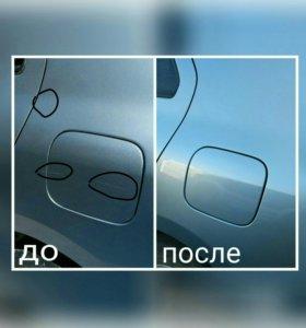 полировка фар и кузова вашего авто
