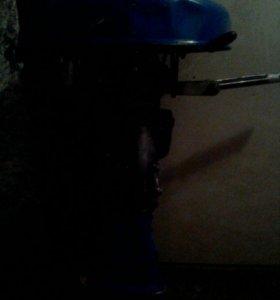 Лодочный мотор зиф 5л,с