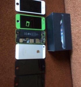 Запчасти iPhone 5-5s