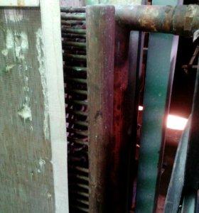 Ремонт промышленных медных теплообменников