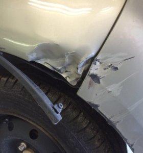 Покраска авто, кузовной ремонт, ремонт бампера