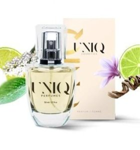 Духи UNIQ Чешская парфюмерия