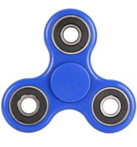 Синий спиннер