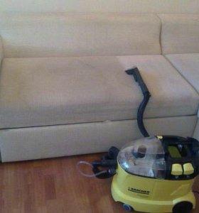 Выездная химчистка мебели