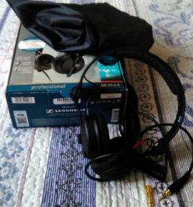 Наушники Sennheiser HD 25-C II