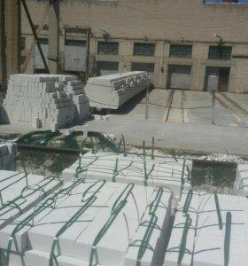 Кирпич силикатный белый