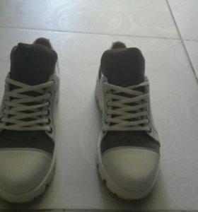 П/ботинки женские Franko