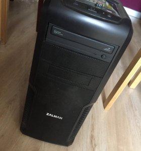 Системный блок игровой компьютер