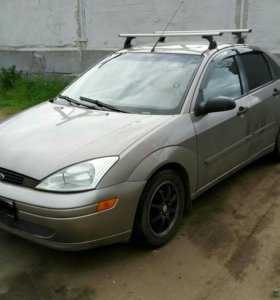 Ford focus 2004, USA 2.0 АТ. 130лс.