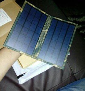 Солнечная зарядка - 1 Ампер