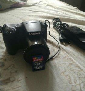 Canon sx410 is powershot фотоаппарат