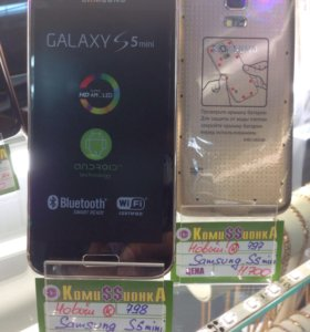 Samsung s5 Mini (новый)