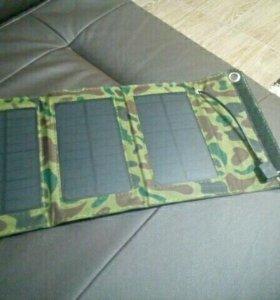 Солнечная зарядка 3-х амперная