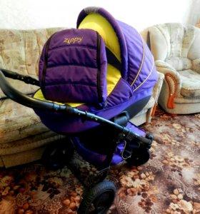 Продам детскую коляску Tutis Zippy Sport Plus 2в1