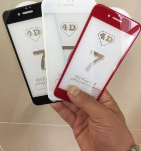 4D 5D защитные стекла для Айфон для iPhone 8,8Plus