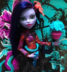 Кукла Monster High, Джейн Булитл, Мрак и цветение