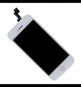 Дисплей для Apple iPhone 5S/iPhone SE Белый.