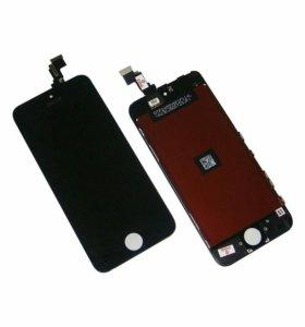 Дисплей для iPhone 5c с тачскрином
