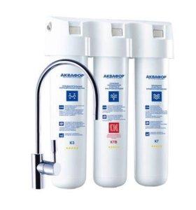 Фильтр для очистки воды Кристалл ЭКО Аквафор