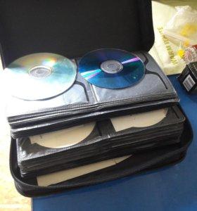 Альбом на 96 CD. +старые диски(кабак_клуб)