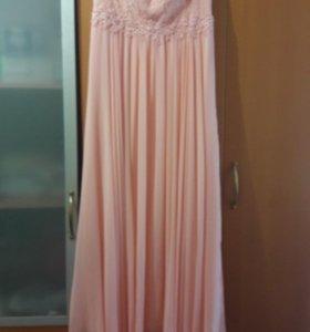 Шикарное платье 50-52
