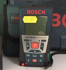 Лазерная рулетка BOSCH GLM 250VF Professional