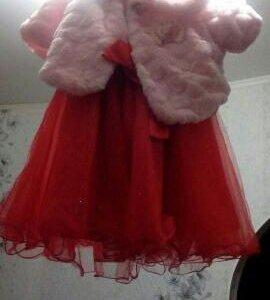Празнидничное платье