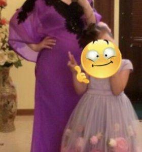 Платье ,абая