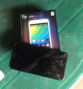 Телефон Смартфон Fly модель:IQ452Quad