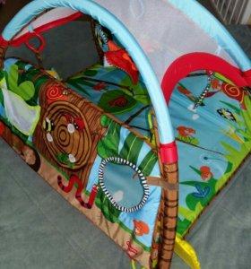 Развивающий коврик Tiny love Моя первая игровая