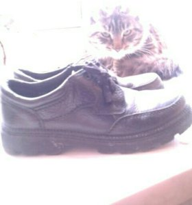 туфли нат кожа 33 размер