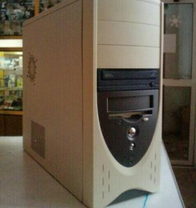 Компьютер для работы intel E7500, 2Gb ram, 160Gb
