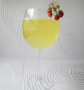 Набор бокалов для вина 650 мл., Чехия
