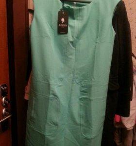 Платье новое 48 размер