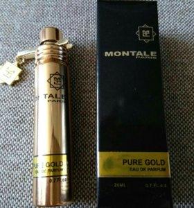 Pure Gold Montale Paris 20 мл edp