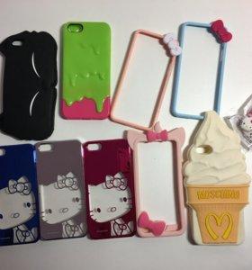 Чехлы iPhone 5/5s
