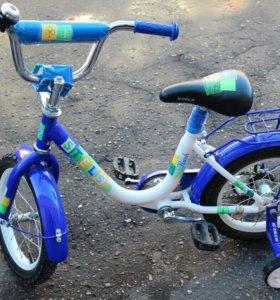 Детский велосипед Stels (новый)