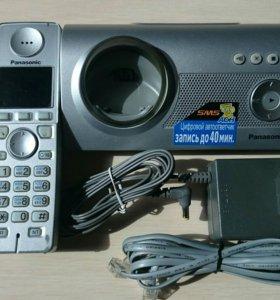 Радиотелефон б/у Panasonic KX-TG 8125 RU
