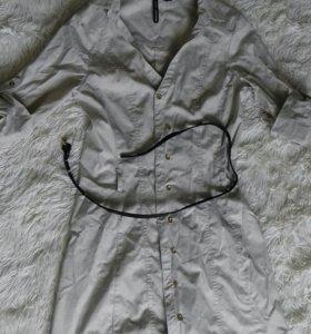Платье-халат Mango