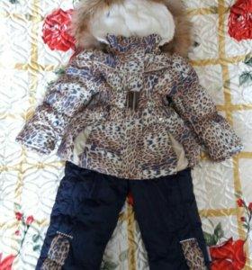 Зимний костюм pilguni