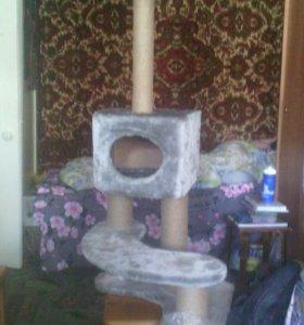 Домик для кошачьки