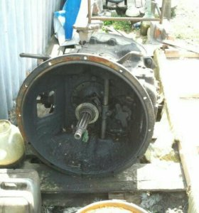 Коробка передач с делителем Маз-64226