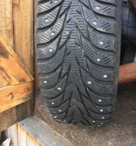 Зимняя резина с литыми дисками комплект 4 колеса