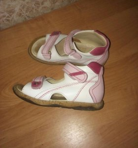 Ортопедические сандалии детские