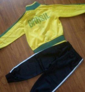 спортивный костюм на 2-3года